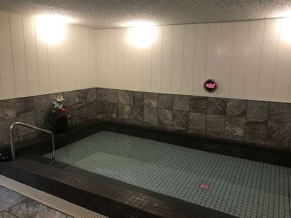 1階大浴場は男女入替制です。