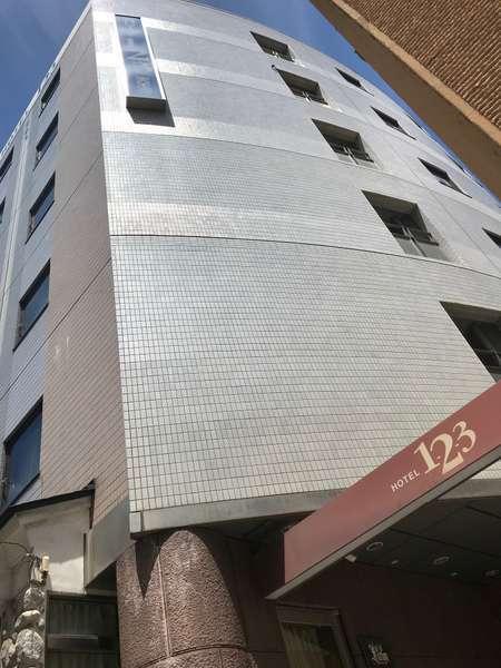 ホテル1-2-3天王寺