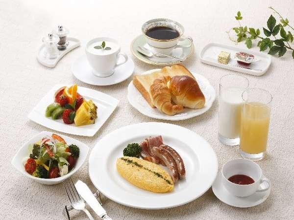 朝食(洋) 営業時間 6:45~9:15
