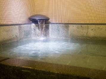4階 宿泊者専用大浴場