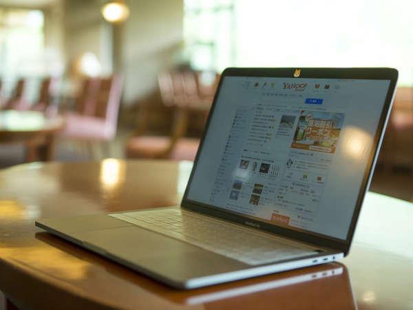 愛隣館では、全客室・および館内おいて、Wi-Fi無料接続サービスをご提供しております,