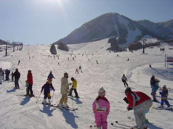 北信州木島平スキー場リフト1日券付き!!お得に宿泊!お得にスキー!1泊2食プラン