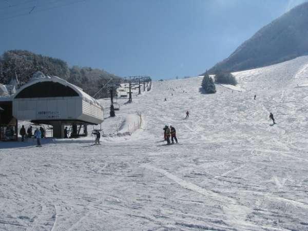 【スノーリゾート】木島平スキー場目の前!!小学6年生までリフト無料!!スキースノボー満喫プラン