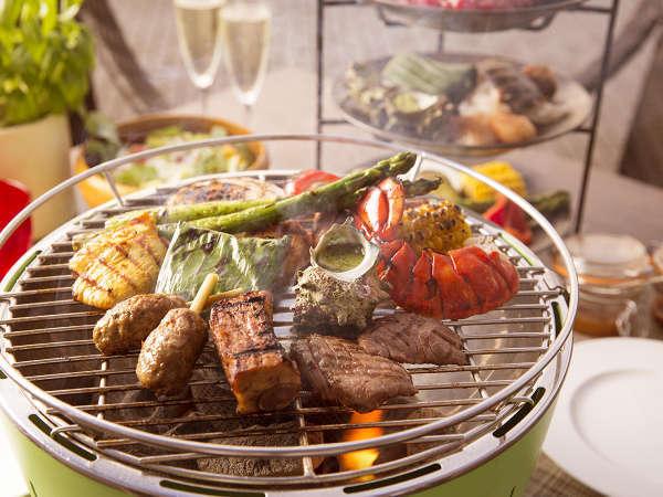 【夕朝食付き季節限定プラン】東京の絶景を楽しむ夏のBBQディナー宿泊プラン