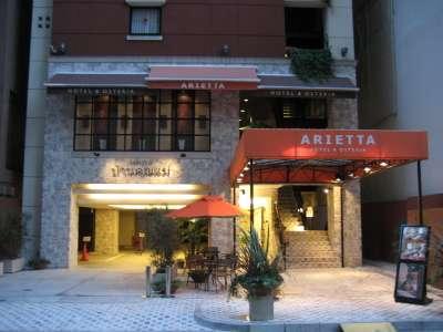 アリエッタホテル大阪