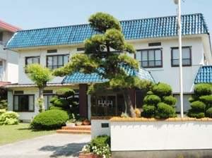 民宿旅館藤井荘の外観