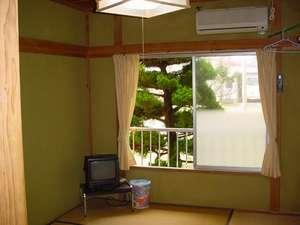 本館のお部屋はすべて和室です