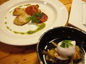 【12月〜5月×お料理プラス】虹鱒料理+さつま芋グラタン