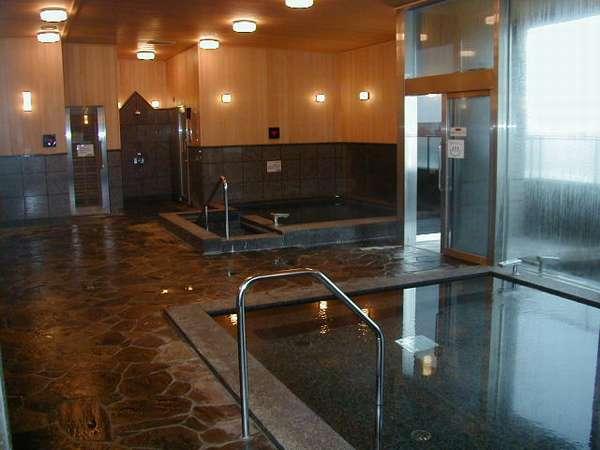 京葉銀行文化プラザお風呂