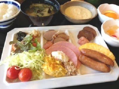 【1泊朝食】和食・洋食選べるブッフェスタイルプラン