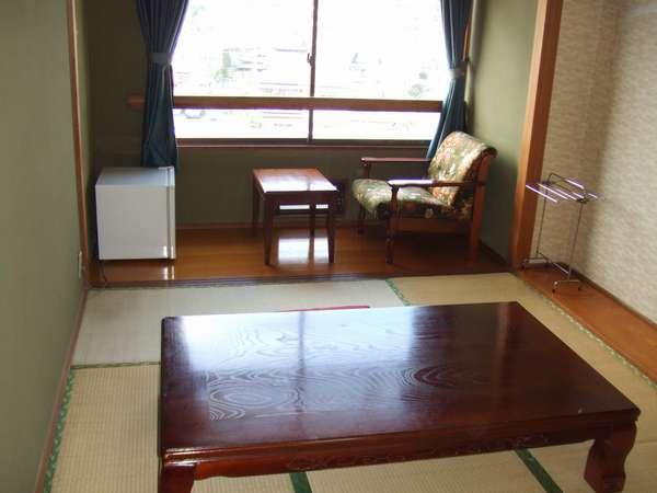 6畳和室素泊まり