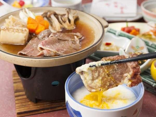 ○夕食はお部屋で♪〇 〜遊湯食彩〜【笑福御膳】