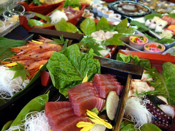 ★タイムセール★今ならGWだって1000円割引!ホテルならではの和食&洋食を満喫♪「バイキングプラン」