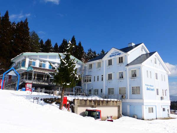 プチホテル Aoitoriの外観