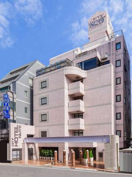新宿City Hotel N.U.T.S東京の外観