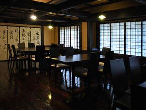 お食事は、和風ダイニング「やまぼうし」で食べていただきます。