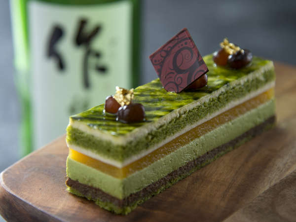 〜JEWEL CAKES〜ホテルメイドケーキセット付き