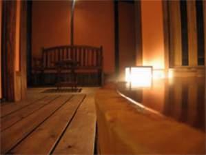 露天風呂付客室「千草の間」