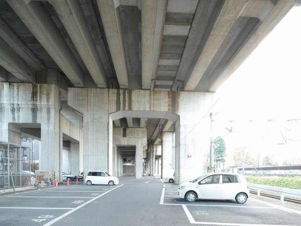有料駐車場(要事前予約)高さ制限なし