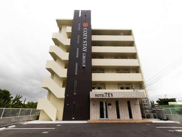 ホテル TE'S