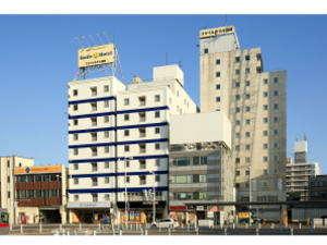 スマイルホテル函館の外観