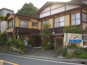 割烹旅館 富士の外観
