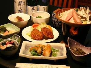 【2食付】おなかい〜っぱい満腹プラン♪