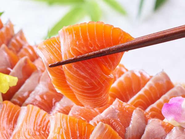 【★2021秋の料理フェア★】季節の刺身(舟盛)※イメージ
