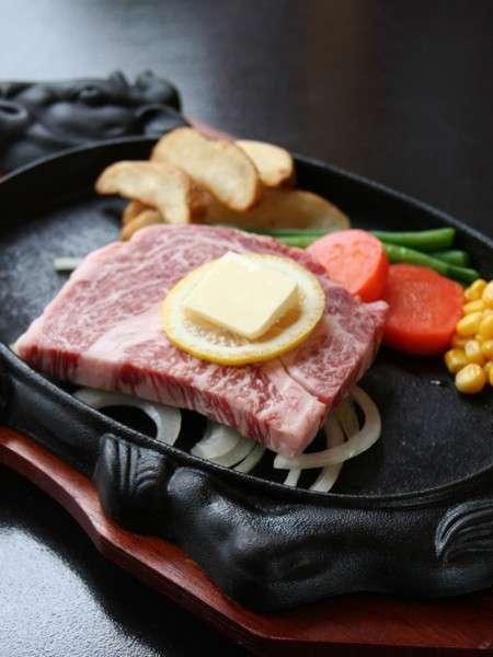 リニューアルオープンからおかげさまで2周年!!【1番人気】A4村上牛ステーキを堪能♪よくばりプラン☆