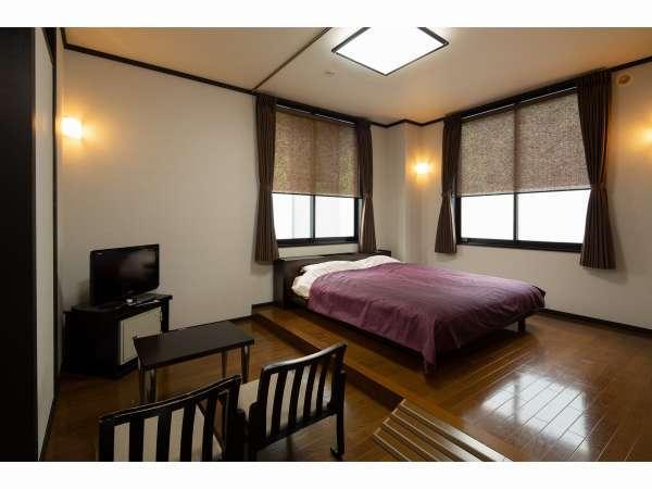 和洋特別室ダブル【洋室1畳+和室4.5畳】