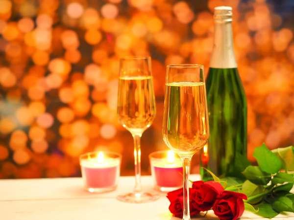 【記念日プラン】シャンパン付 〜特別な日は『最上階スーペリアフロア』で素敵な時間を〜<朝食付>
