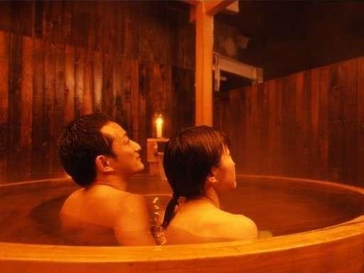 カップル・夫婦でゆっくり貸切風呂