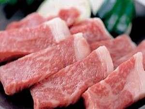 ジューシー和牛のステーキ(写真は2人前)
