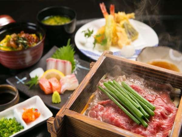 別府有名店「酒饌もり澤」夕食コース付きプラン