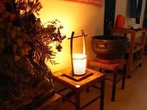 *【湯上り処】温泉で火照った体を、健康茶でリフレッシュ!温泉との相乗効果でお肌も体もきれいに♪