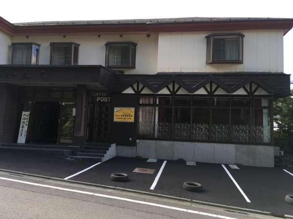 ホテル松巳の外観