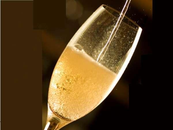 【2人の記念日】ケーキ&シャンパンでお祝い!ふたりの記念日旅行/バイキング
