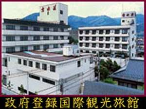 京水荘の外観