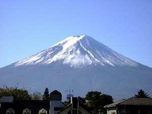 お部屋から見える雄大な富士山!/客室眺め例