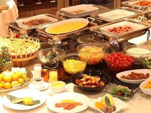 【朝食】和洋バイキング※イメージ