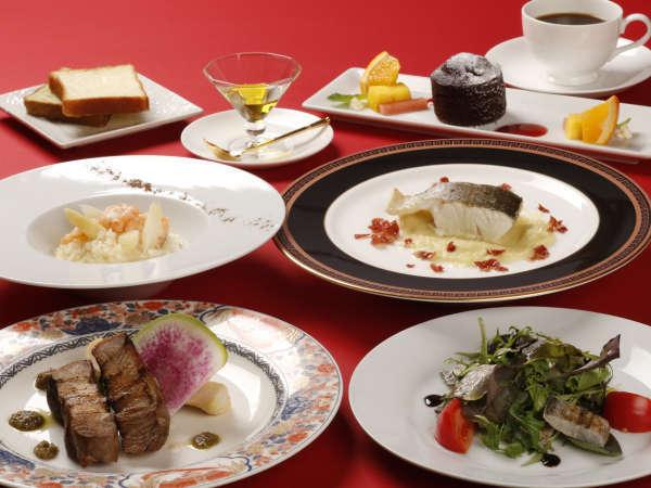 【スタンダード洋食プラン】宮島観光にピッタリ♪シェフお奨めのイタリアンディナーに舌鼓♪