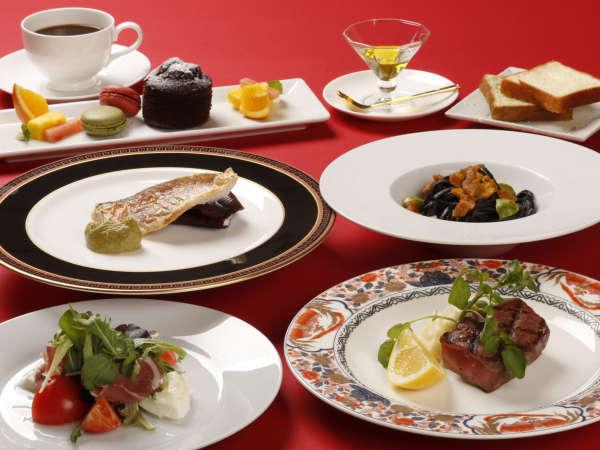 【シェフ推奨イタリアン料理】ちょっと贅沢なイタリアン料理に舌鼓■イタリアンスペシャルディナープラン■
