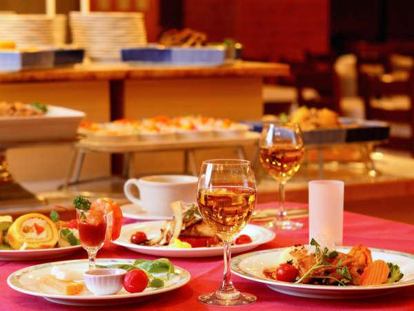山麓での晩餐をお楽しみください