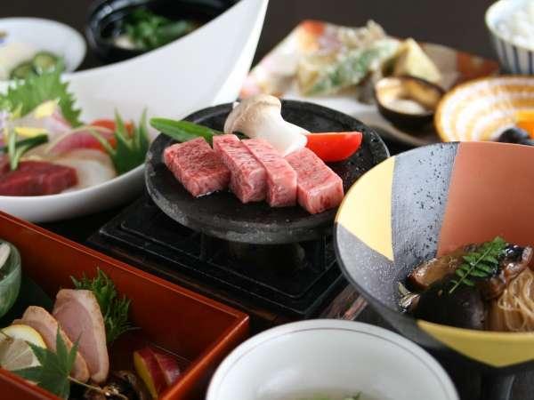 【近江牛や高級食材を取り入れたホテル推奨フルコース!】 ★「近江ブランド料理プラン」 ※一泊二食付!