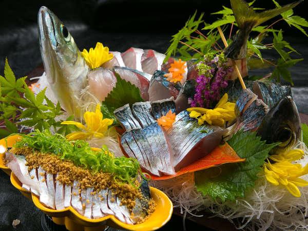 ■大分のブランド魚■関サバ堪能プラン◆豊かな自然と客室露天で優雅なひととき◆1泊2食付プラン