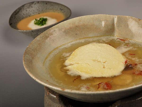 薬膳湯豆腐で朝から元気に~佐々木農園の自然薯ともにお召し上がりください
