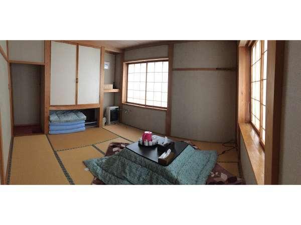和室 共用バスルーム 5畳~10畳素泊りプラン,直前予約できます。