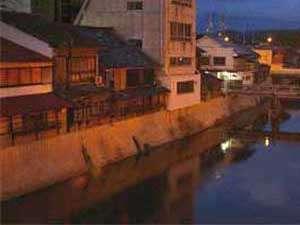 琴平 橋本屋旅館の外観