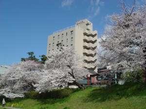 岡崎第一ホテルの外観