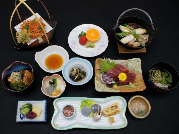 【焼津づくしプラン♪】焼津を食べ尽くせ!!カツオ・マグロ・桜えびなど旬の食材をご堪能